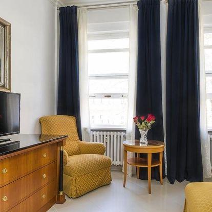 Praha a okolí: Residence Bologna