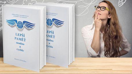 Lepší paměť snadno a rychle s praktickou knihou