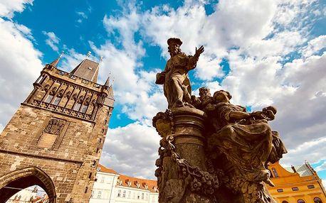 Privátní prohlídka Prahy s rodinou