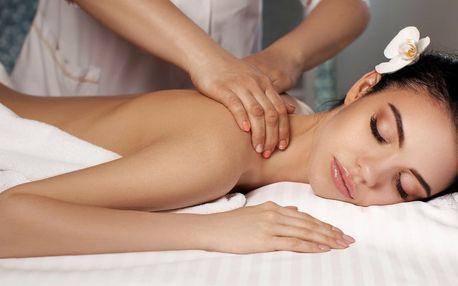Kombinovaná masáž vč. reflexní na 50 či 80 minut