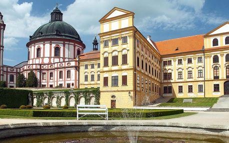 Výlet za poznáním: zámek Jaroměřice, pivo i plavba