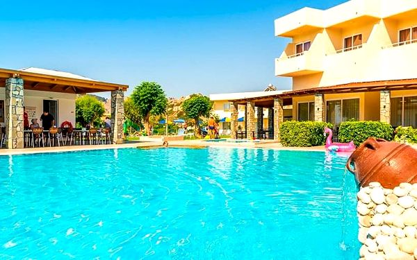 Hotel Relax, Rhodos, letecky, all inclusive2