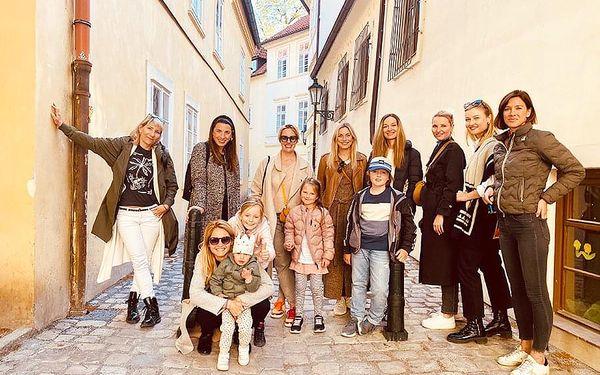 Privátní prohlídka Prahy s rodinou | Praha | Květen - říjen. Rezervace od roku 2022. | 2,5 hodiny.4