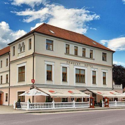 Vranov nad Dyjí, Jihomoravský kraj: Grandhotel Sluchátko - EX Zámecký hotel