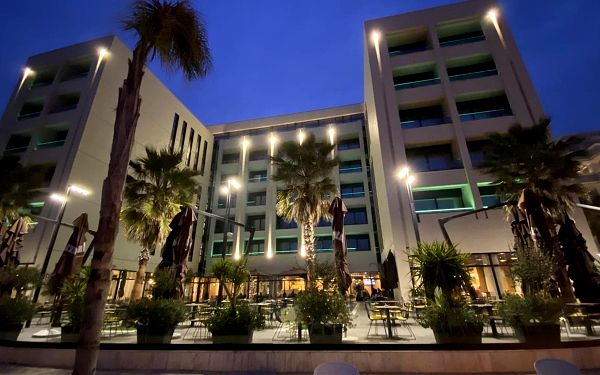 Hotel Royal G, Dürres, letecky, all inclusive3