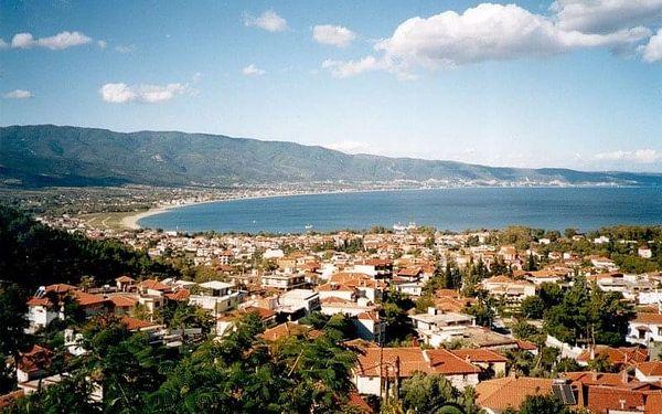 Vila Vasilis (Chalkidiki, Nea Vrasna) - letadlo, Chalkidiki, Řecko, Chalkidiki, letecky, bez stravy3