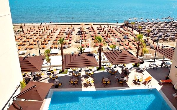 Hotel Royal G, Dürres, letecky, all inclusive4
