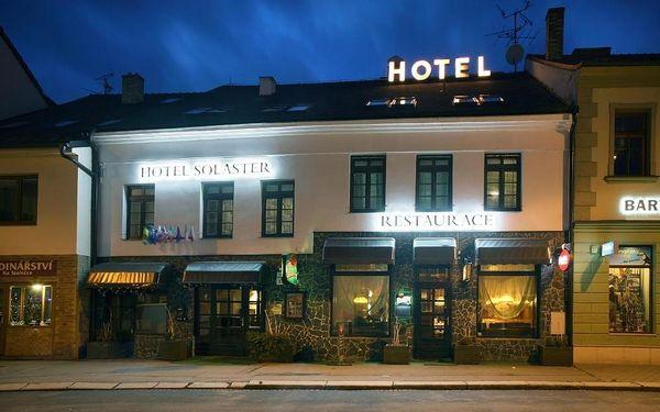 Vysočina: Hotel Solaster