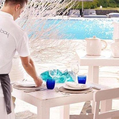 Řecko - Mykonos letecky na 8 dnů, snídaně v ceně