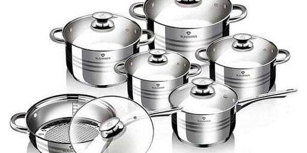 Blaumann 12dílná sada nádobí Gourmet Line