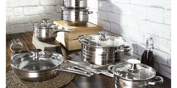 Blaumann 12dílná sada nádobí Gourmet Line4