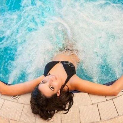 Bükfürdo: Walter Panzió s polopenzí, wellness s bazény a celodenním vstupem do termálů + děti zdarma