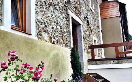 Apartmány Na Špejcharu: Luxus v tradičním vesnickém stavení