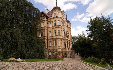Karlovarský kraj: Apartmány Villa Liberty