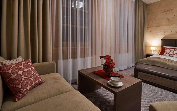 Jarní nebo podzimní pobyt pro 2 osoby na 1 noc v pokoji Deluxe2