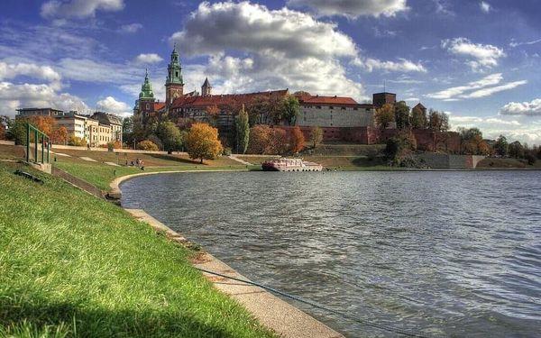Krakov – pohodový wellness pobyt v nejkrásnějším městě Polska 4 dny / 3 noci, 2 osoby, snídaně5