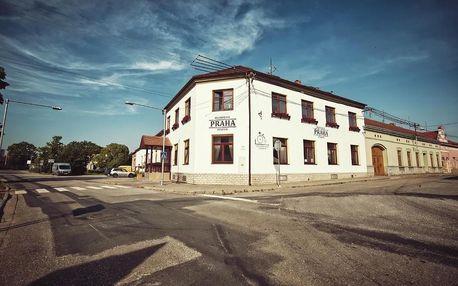 Vodní nádrž Nové Mlýny: Restaurace a Penzion Praha