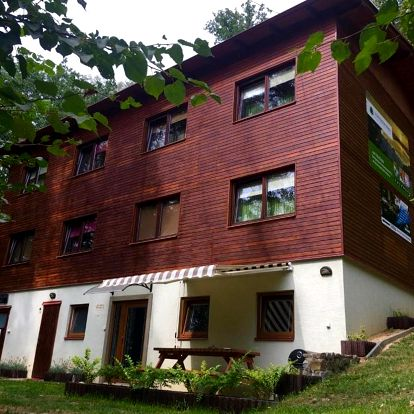 Vranov nad Dyjí, Jihomoravský kraj: Lesní Penzion Vranov