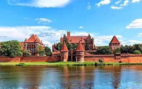 Poznávací zájezd do Polska: Perly severu, 3 noci