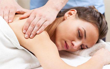 40 nebo 150 min. švédské regeneračně-relaxační masáže