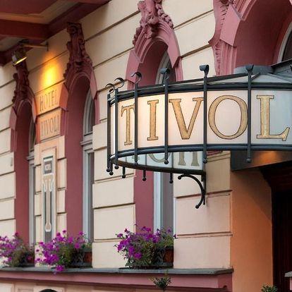Praha a okolí: Hotel Tivoli Prague