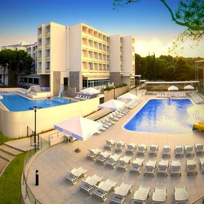 Chorvatsko, Biograd na Moru: Hotel Adria
