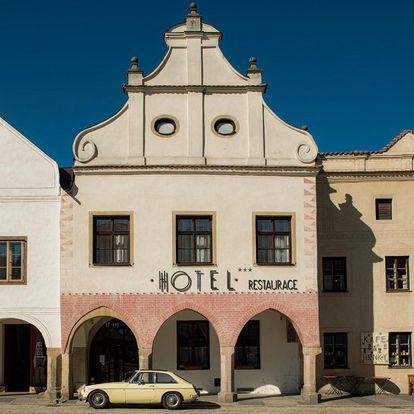 Česká Kanada: Hotel Pivoňka