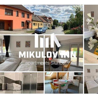 Mikulov, Jihomoravský kraj: Mikulov Inn - Apartments Slunce