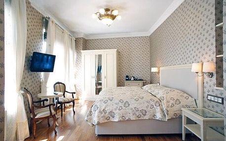 Karlovy Vary: Relaxační pobyt ve Spa Hotelu Schlosspark **** s polopenzí, bazénem i saunou + až 6 procedur