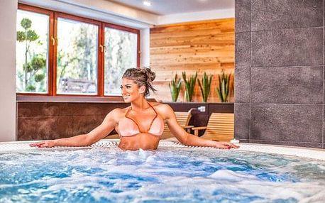 Sárvár v Hotelu Bassiana **** s neomezeným wellness a fitness, vstupem do termálů i arboreta + polopenze