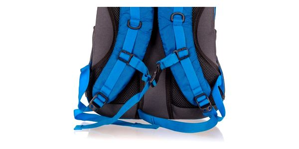 Outdoor Gear Turistický batoh Track modrá, 33 x 49 x 22 cm3