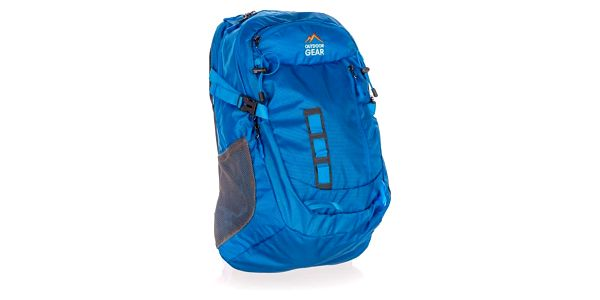 Outdoor Gear Turistický batoh Track modrá, 33 x 49 x 22 cm5