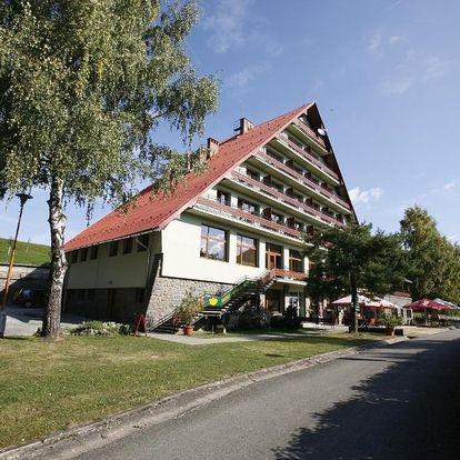 Rusava, Zlínský kraj: Hotel Rusava