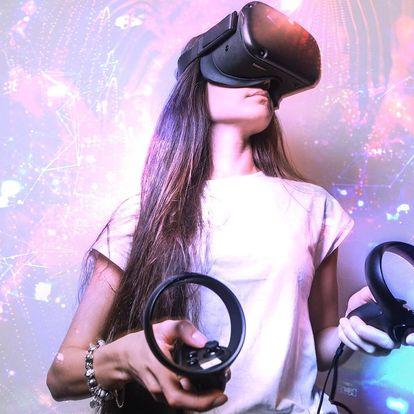 Virtuální realita u vás doma: zapůjčení na 24 hod.