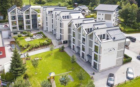 4* apartmány v Rakousku: wellness, pěší i cyklovýlety