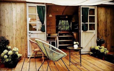 Liberecký kraj: Ubytování pod sklárnou v domku KIWI