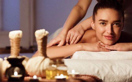 Thajský relax: tradiční, olejová nebo bylinná masáž