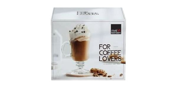 Royal Leerdam 4dílná sada hrnků na kávu LOVERS, 240 ml3