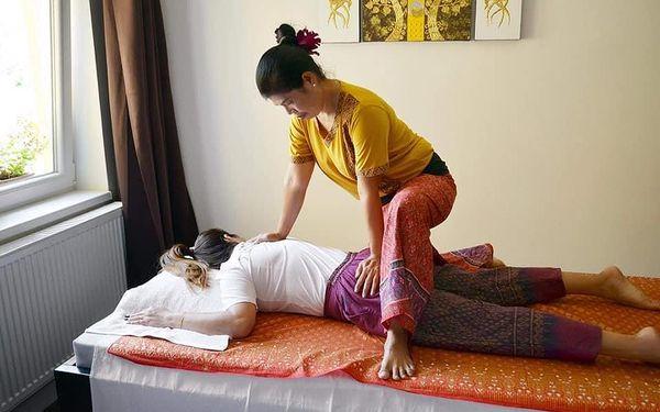 Tradiční thajská masáž (60 minut)2