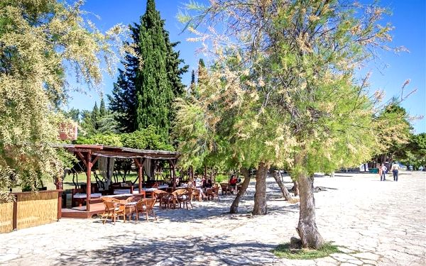 Imperial Park Hotel - depandance Vila FloraMadera, Severní Dalmácie, vlastní doprava, all inclusive2