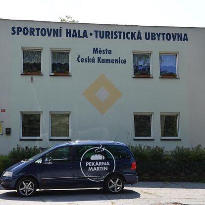 Lužické hory: Sportcetrum s ubytováním