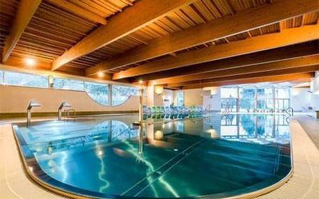 Letní Relax v hotelu Hvězda Dudince s polopenzí a bazénem
