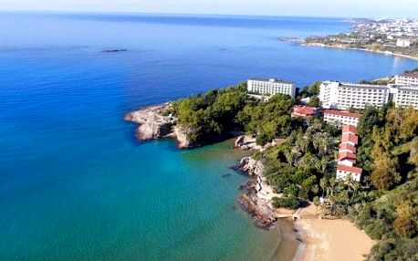 Turecko - Alanya letecky na 8-12 dnů, ultra all inclusive