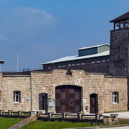 Exkurze do Mauthausenu a návštěva Lince