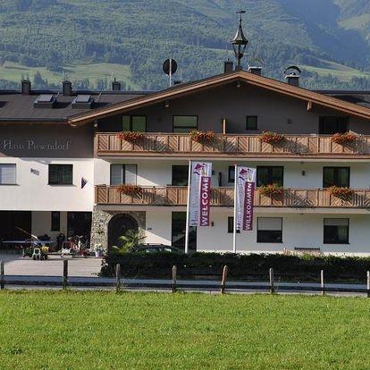Rakouské Alpy: Haus Piesendorf