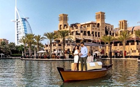Spojené arabské emiráty - Dubaj letecky na 6-15 dnů