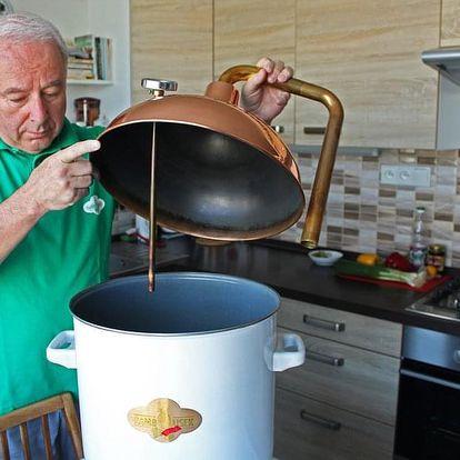 Individuální kurz vaření piva u vás doma