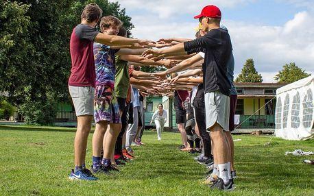 Letní tábory v Křižanově pro děti od 5 do 17 let