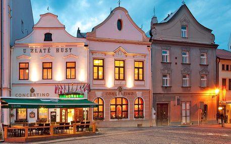 Romantika v jižních Čechách s jídlem i saunou