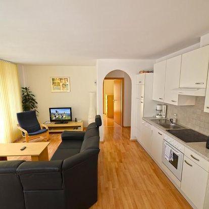 Rakousko, Zell am See: Appartementhaus Zell City